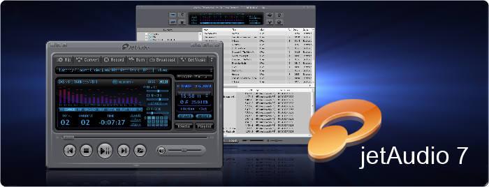 مشغل ملفات الميديا العملاق فى اخر اصداراته JetAudio 7.5.5.25 Plus VX Jetbanner